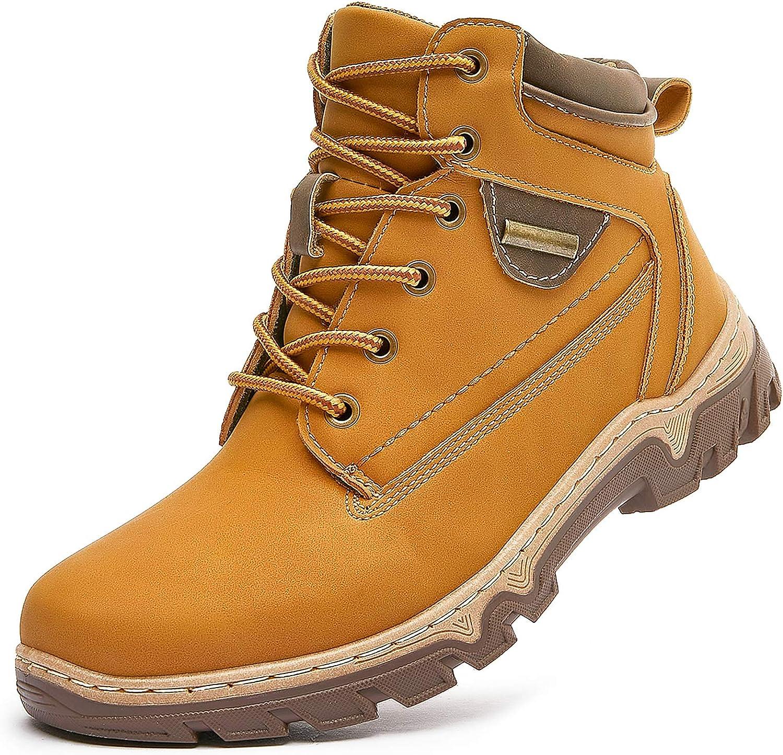 | hash bubbie Women Mid Hiking Boots Outdoor Waterproof Non Slip Backpacking Trekking Walking Trails | Hiking Boots