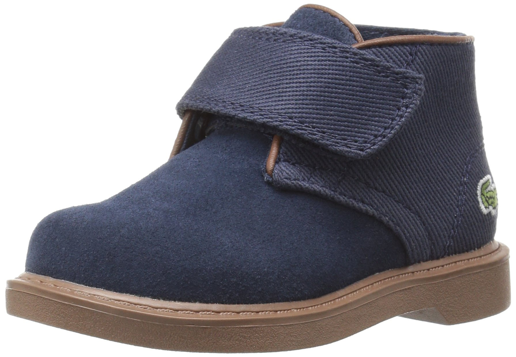 Lacoste Kids' Sherbrook 316 1 CAI NVY Bootie, Navy, 8 M US Toddler