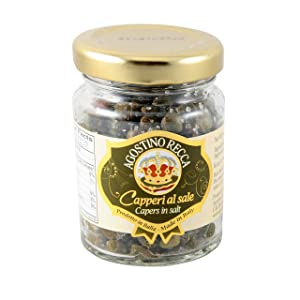 Agostino Recca - Capers in Salt