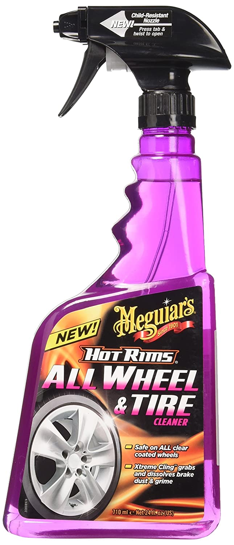 Meguiar's G9524EU Hot Rims All Wheel Cleaner 710ml Meguiar' s Car Care Products ME G9524
