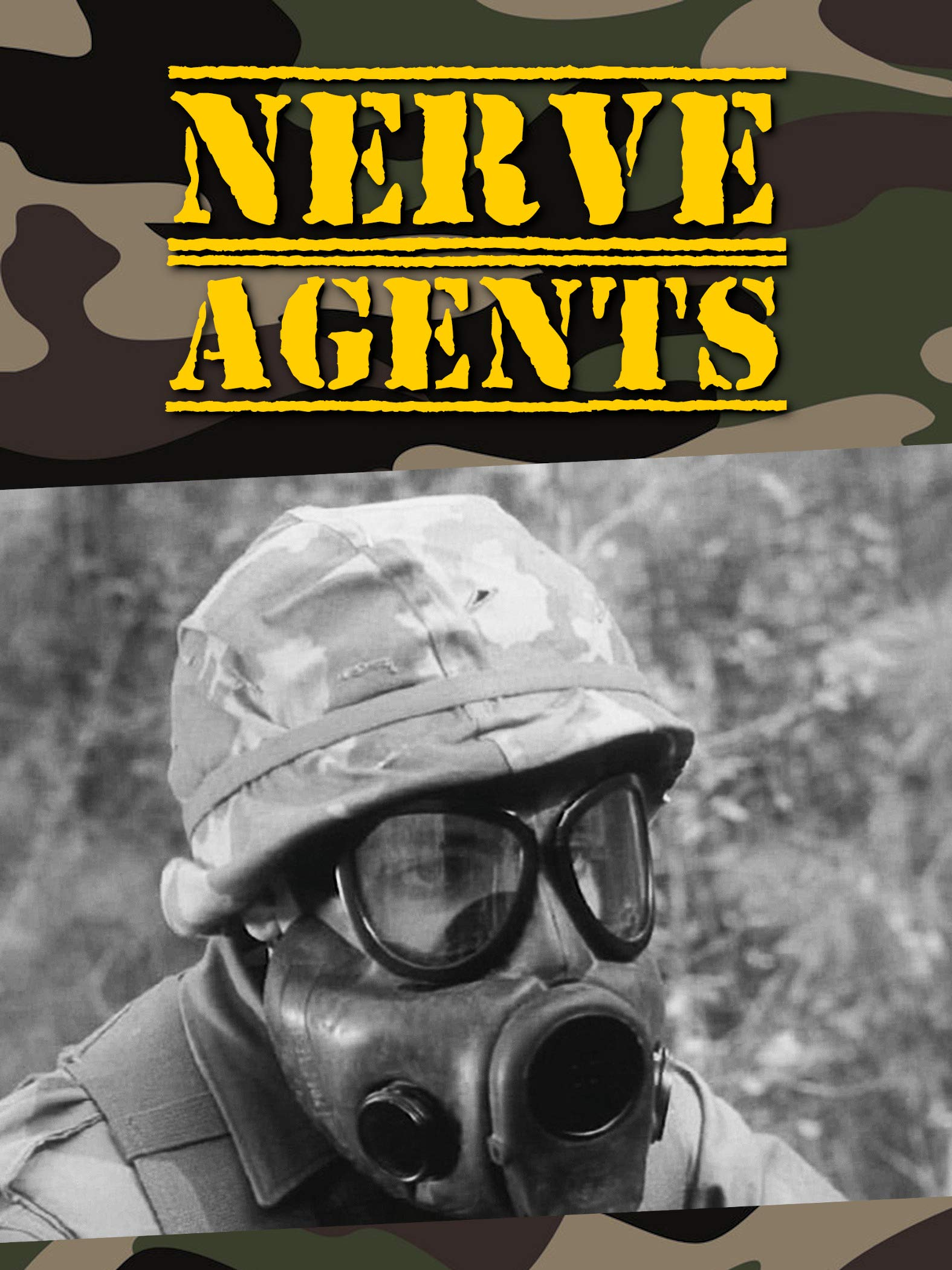 Nerve Agents on Amazon Prime Video UK