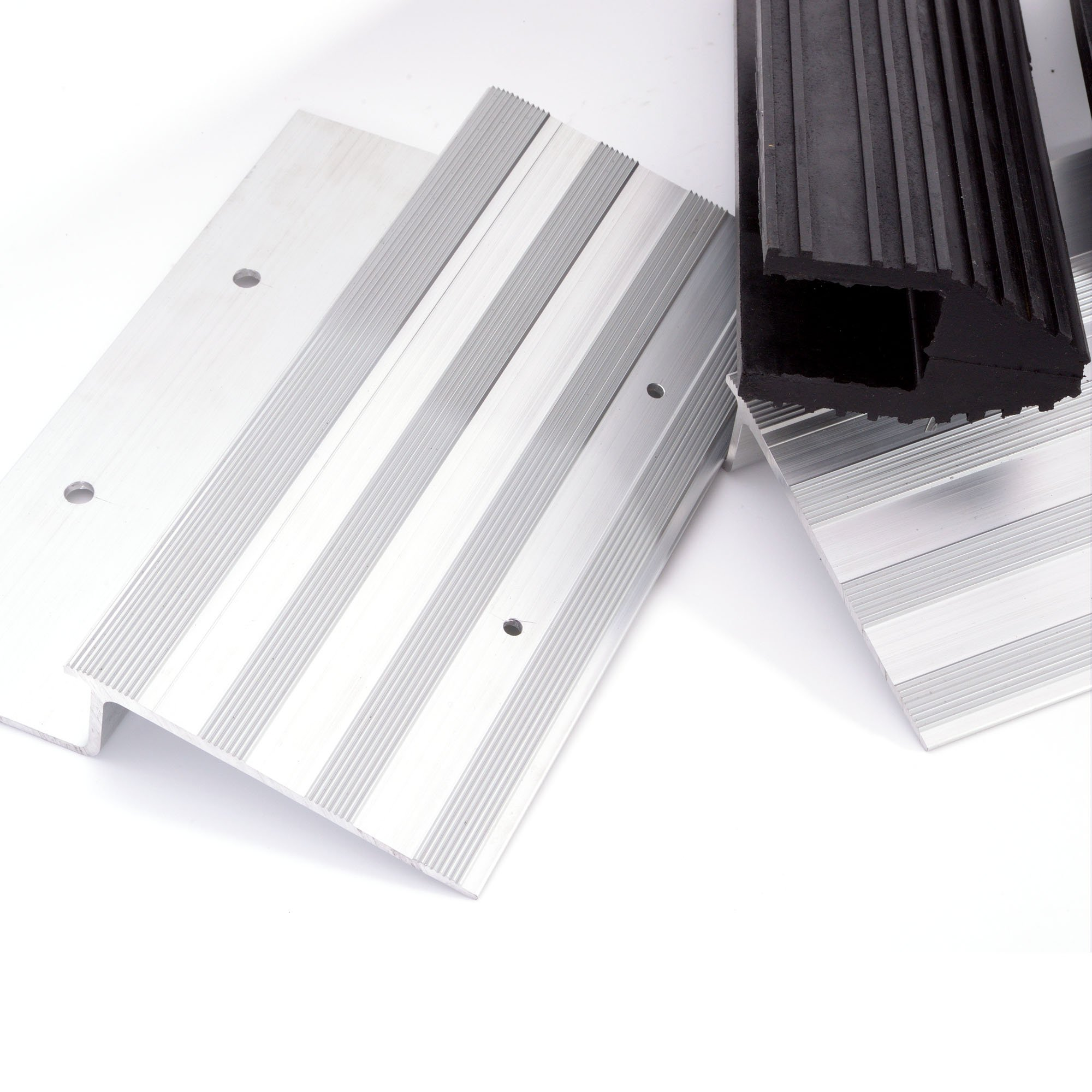 Wide Truck Ramps - 12-inch Aluminum Quick-Ramp Kit by AFA Tooling by AFA Tooling Approved for Automotive (Image #6)