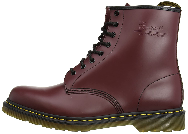 Dr. Martens Men's 1460 Classic Boot B071H7RMSL UK 6|Cherry Red