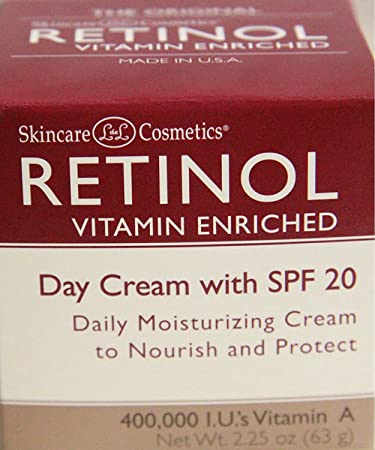 Skincare LdeL Cosmetics Day Cream with SPF 20 2.25 oz