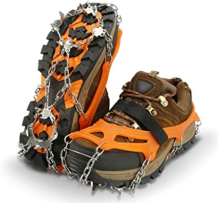 IPSXP Traction Cleats, Ice Snow Grips