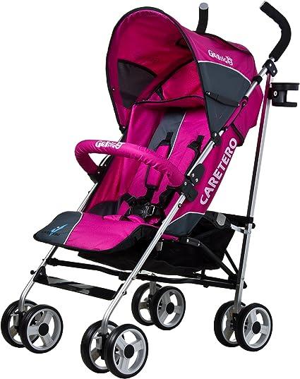 Caretero Gringo carrito (rosa): Amazon.es: Bebé