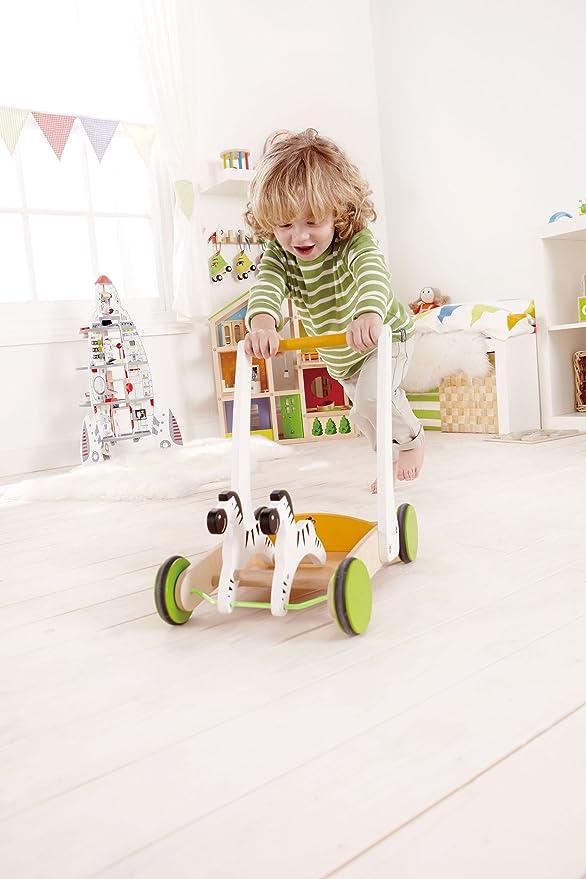 Amazon.com: Juguete educativo para empujar y tirar en forma ...