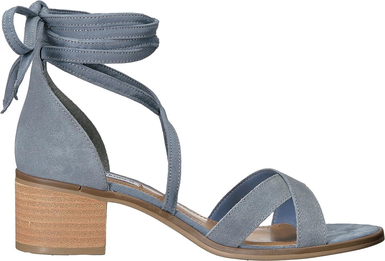 447f7da3b90 Steve Madden Women s Kanzley Light Blue Sandal  Amazon.ca  Shoes   Handbags