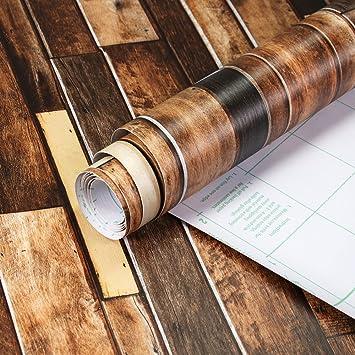 Selbstklebende Mobelfolie Mit 3d Holz Optik Dekorfolie Fur Mobel