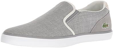 e682ad2e1 Lacoste Men s Jouer Slip on Sneaker