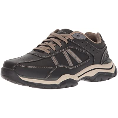 Skechers Men's Relaxed Fit-Rovato-Texon Oxford | Oxfords