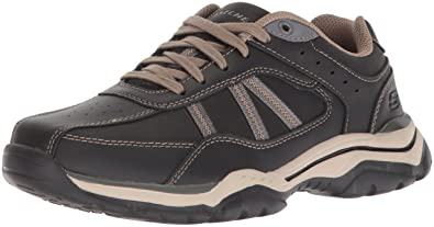 f25214ddb623 Skechers Men s Relaxed Fit-Rovato-Texon Oxford