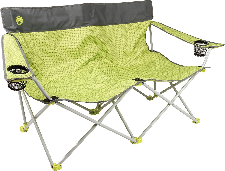 Coleman 2000019354 Quattro Lax Double Quad Chair The Coleman Company Inc.