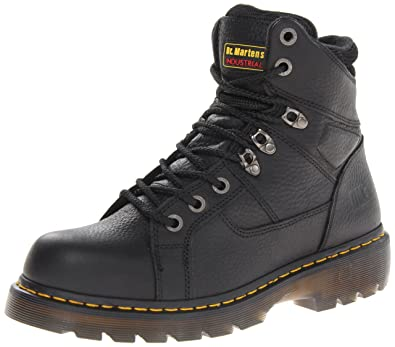 Dr. Martens Mens Ironbridge Non-Slip 8 Tie Ltt Boot, UK: 3