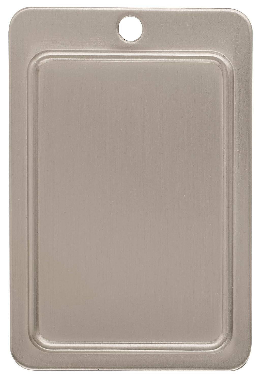 25 mm Amerock BP53703G10 Crosley 1 in Diameter Satin Nickel Cabinet Knob BP55268CBBR