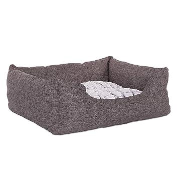 Dibea - Cama para Perros con cojín Reversible para Perros.: Amazon.es: Productos para mascotas