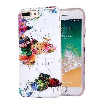 coque iphone 8 plus silicone le monde