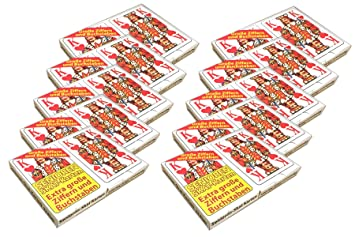 Business & Industrie Großhandel & Sonderposten 36 x Skatkarten Skatkarte Spielkarte 32 Blatt Skat Karten Französische Blatt