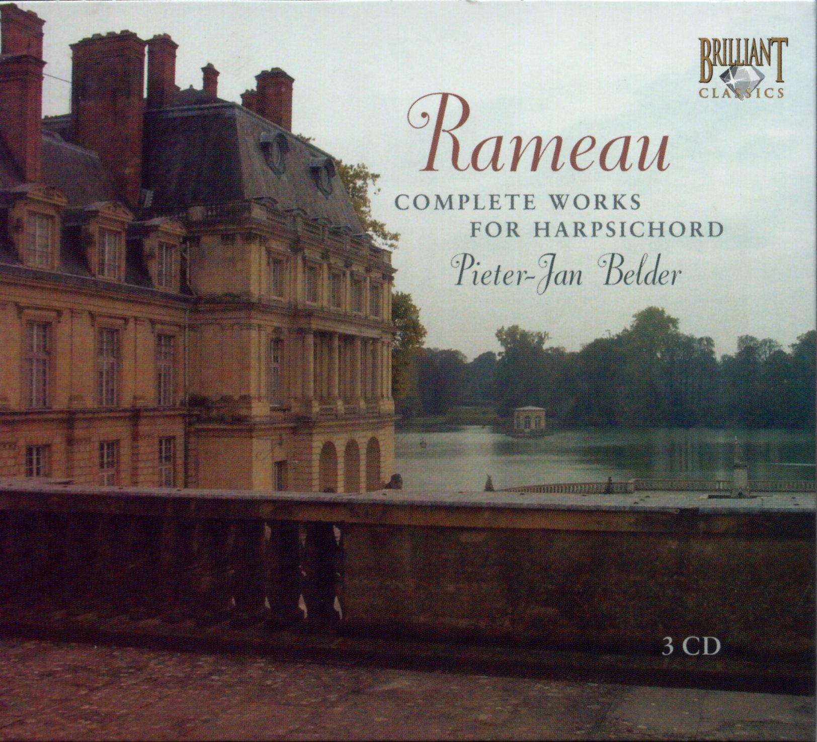 CD : Pieter-Jan Belder - Complete Harpsichord Works (Boxed Set)