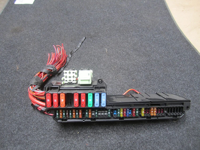 Bmw Oem 61146957330 E63 E64 645ci Electronic Fuse Box Location Fuses Automotive