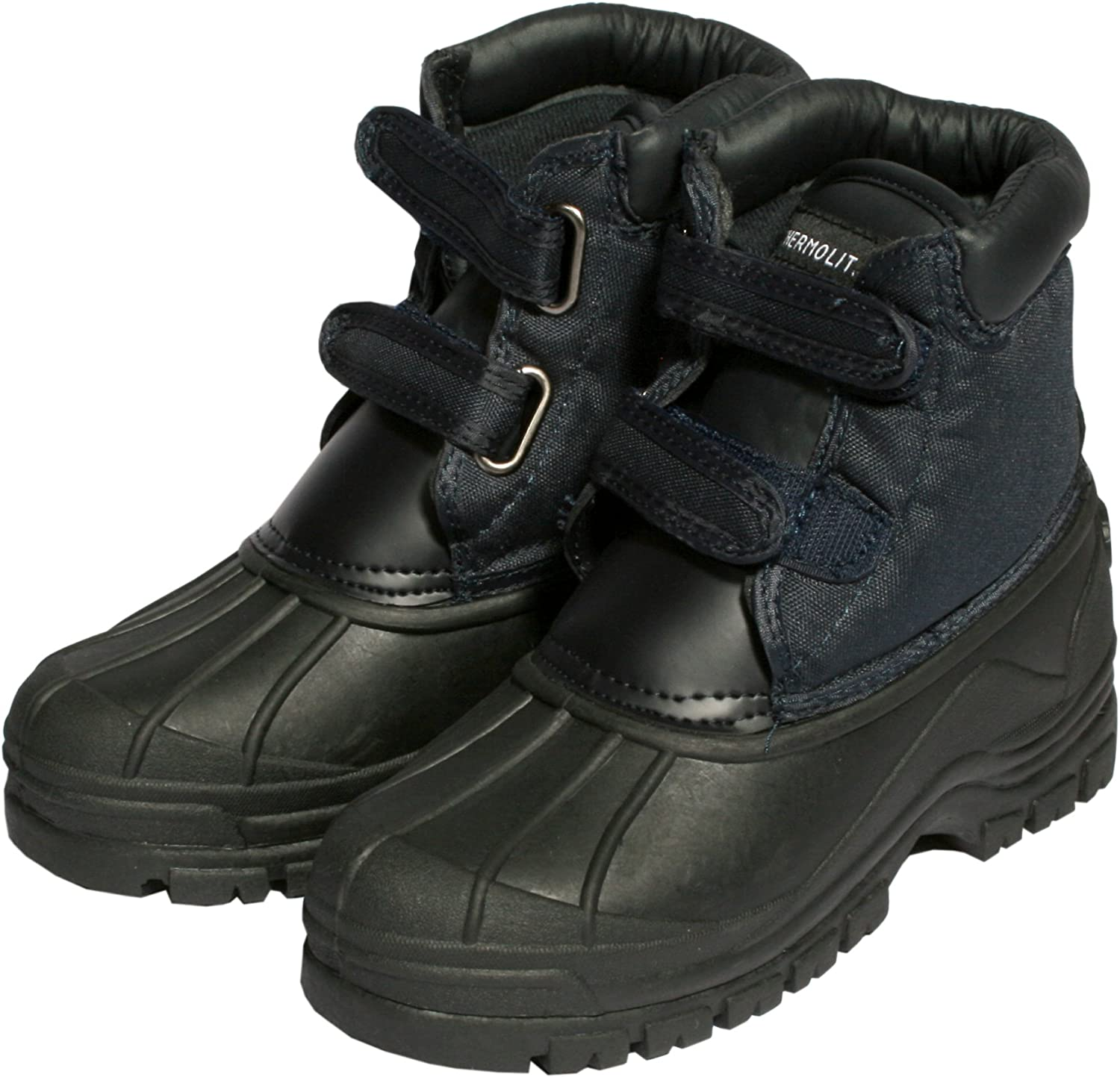 Navy Town and Country UK Size-6 Charnwood Boots