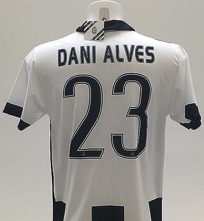 Camiseta Dani Alves Juventus réplica oficial 2016-17, Juve niño