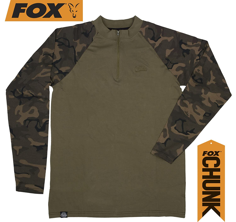 Fox Chunk Pulli - Longsleve