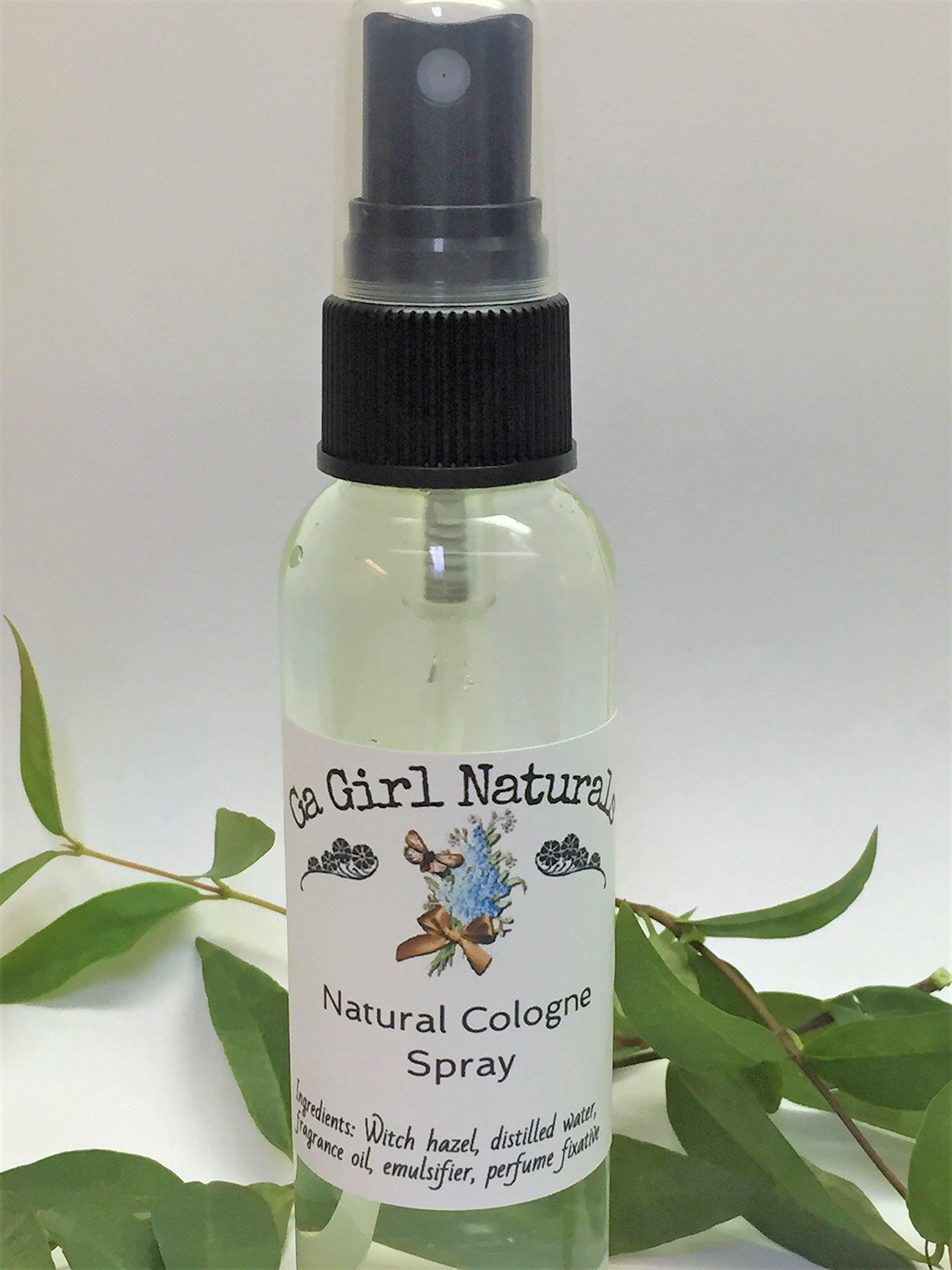 Black Orchid Type Men's Natural Cologne Spray, Cologne, Perfume, Handmade, Unisex Fragrance, 2 Oz.