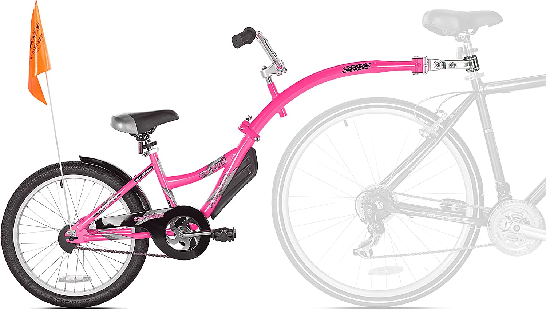 best bike trailer for kids: Kazam WeeRide Co-Pilot Bike Trailer