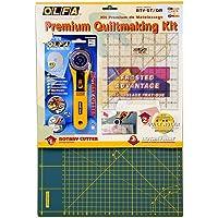 Olfa Rty-St/Cg - Kit de Remiendo con Cuchilla