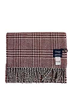 Wool Angora Scarf ALLAA 19759: Wine