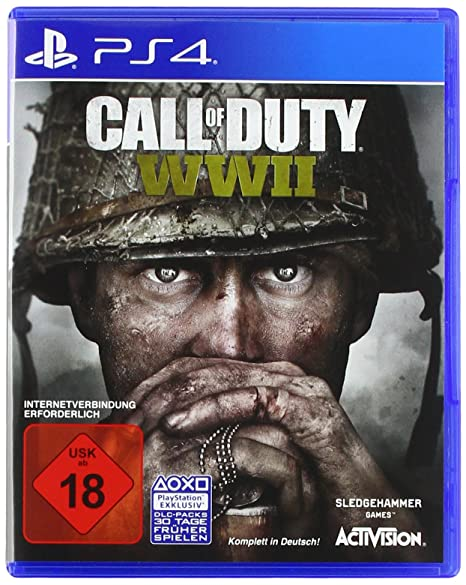 Call of duty ww2 amazon