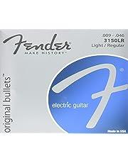 Fender 3150LR Original Bullets Pure Nickel Bullet End Electric Guitar Strings - Light/Regular