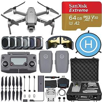 Amazon.com: DJI Mavic 2 Pro Drone Quadcopter con cámara ...