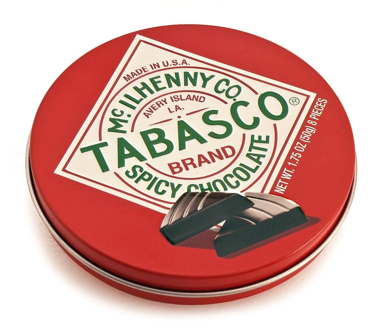 Tabasco Spicy Schokolade 50g. Tabasco. 12 Stk.
