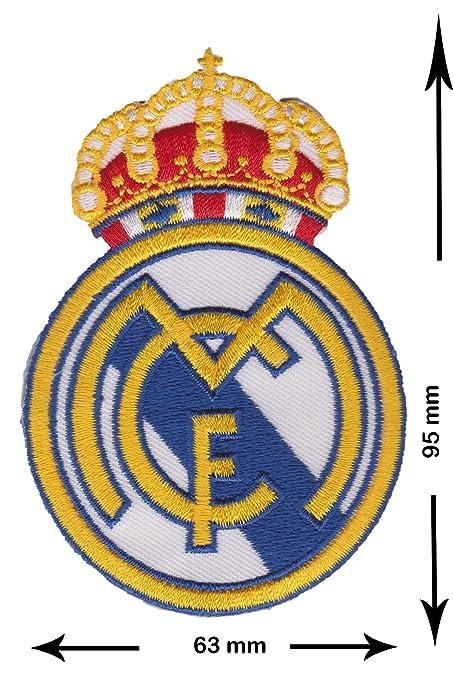 Patch - fc Real Madrid - Corona - primera División - Big - Soccer ...