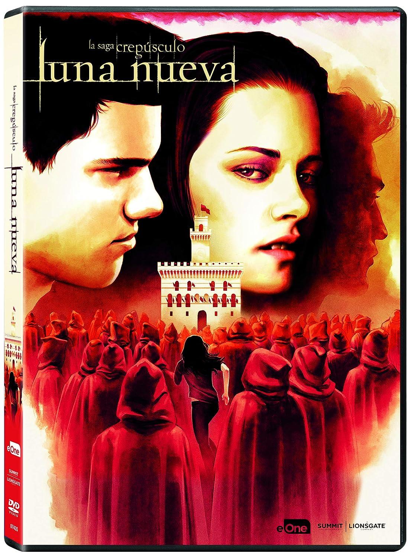 Crepúsculo:Luna Nueva Ed.10 Aniversario [DVD]: Amazon.es: Kristen ...