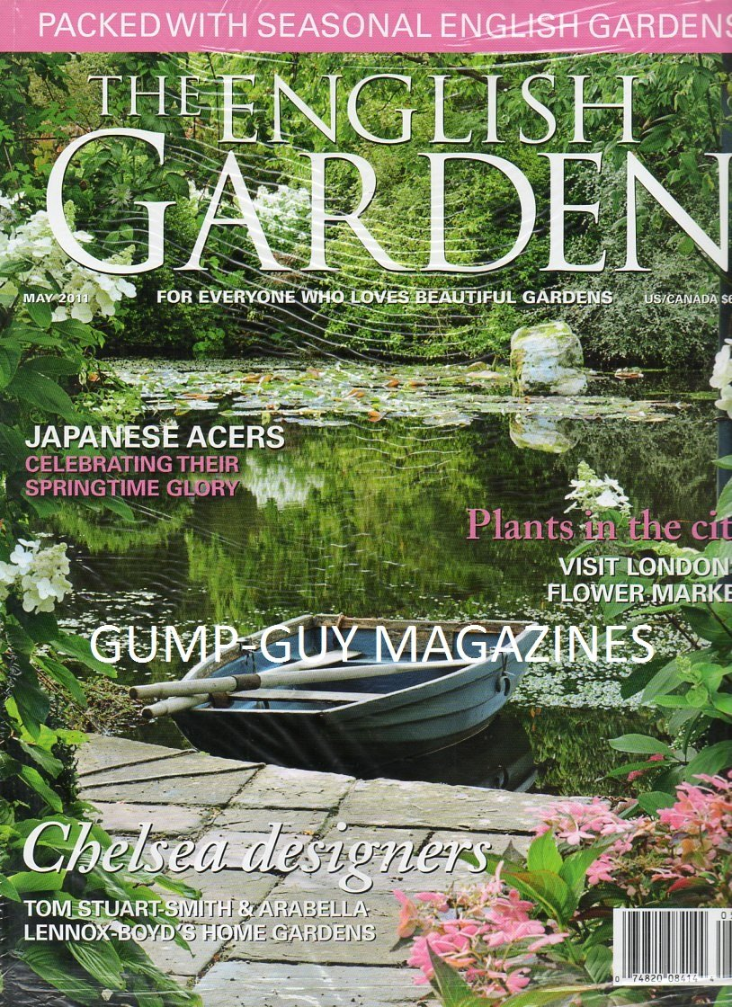 Download The English Garden May 2011 Magazine (With Bonus Magazine Enclosed) BRAND NEW UNOPENED IN THE ORIGILAL WRAPPER ebook