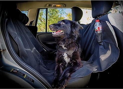 Sumex DOGCOV1 Funda cubierta de asientos traseros de coche para mascotas. Marca española: Amazon.es: Coche y moto