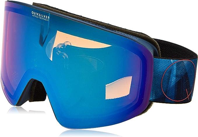 Quiksilver QS_RC Gafas de Snowboard, Hombre