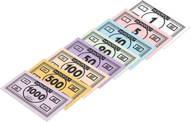 Winning Moves Monopoly The Mega Edición Juego de Mesa: Amazon.es: Juguetes y juegos