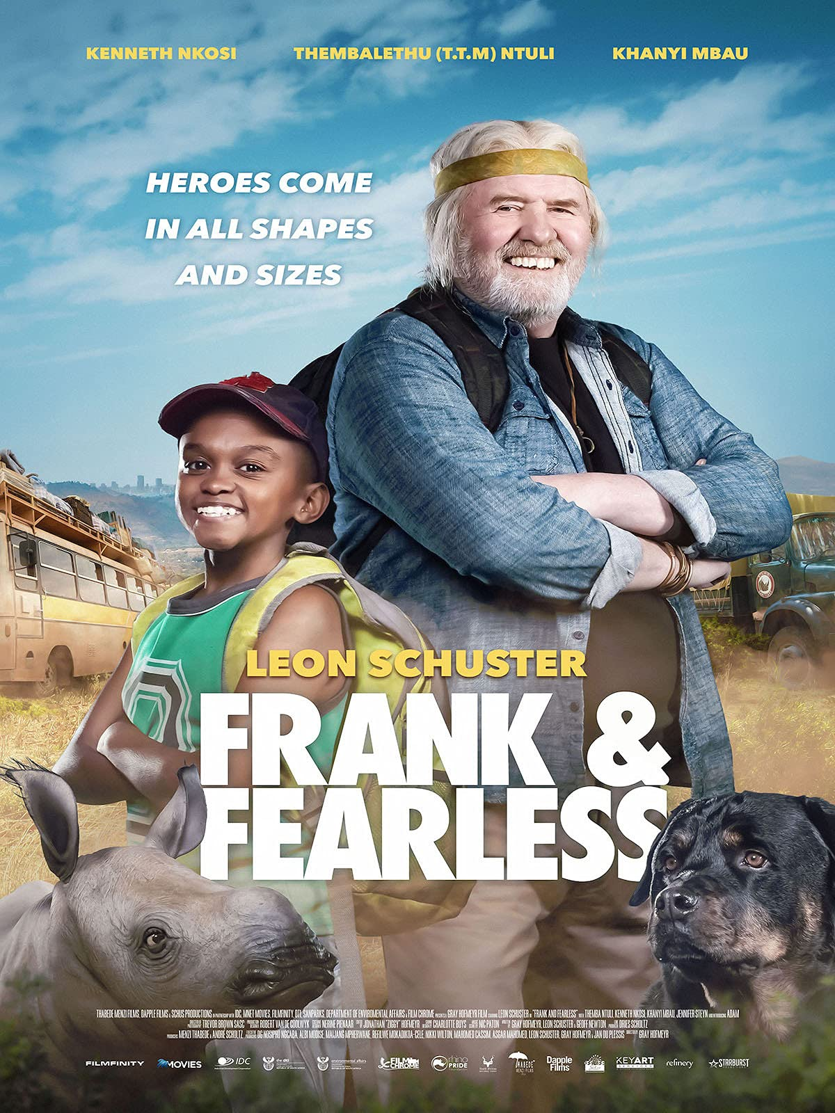 Frank & Fearless on Amazon Prime Video UK