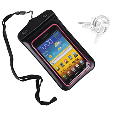 Amazon.com: WGS Bolsa seca universal para teléfono móvil ...