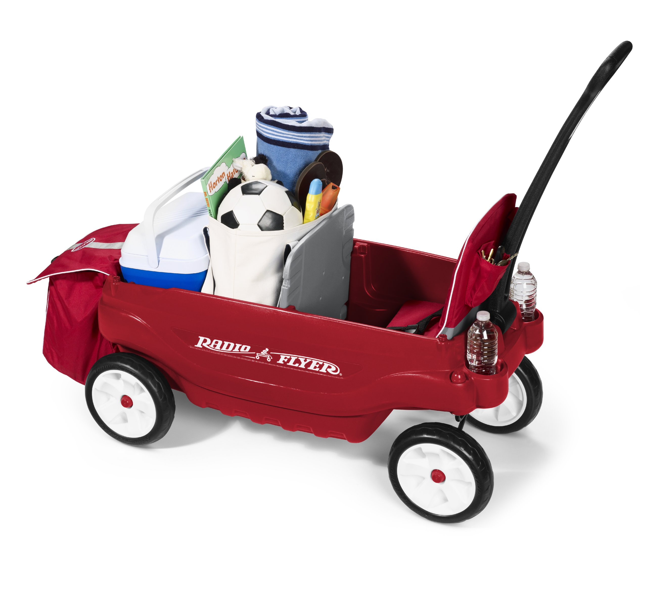 Radio Flyer Ultimate Comfort Wagon by Radio Flyer (Image #4)