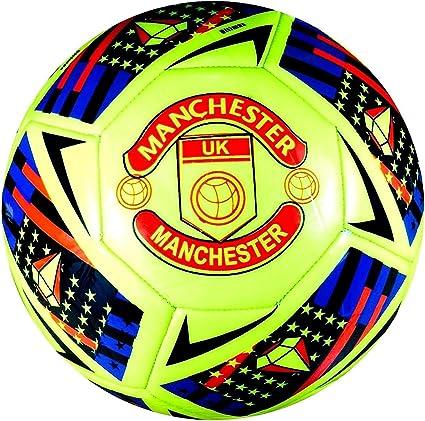 Spedster 2018-2019 Manchester - Balón de fútbol (edición limitada ...