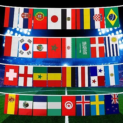 Pamase 8 5 Meter Weltmeisterschaft 32 Nationen Flaggen Fifa
