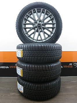 BMW X1 F48 7.5J x 17 pulgadas Llantas Invierno ruedas Tapicería Invierno Neumáticos TPMS nuevo