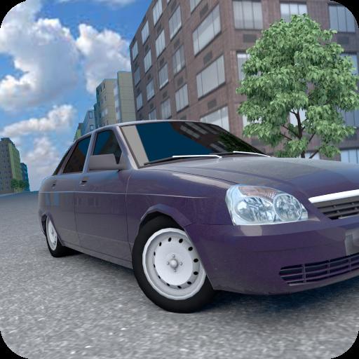 (Tinted Car Simulator )