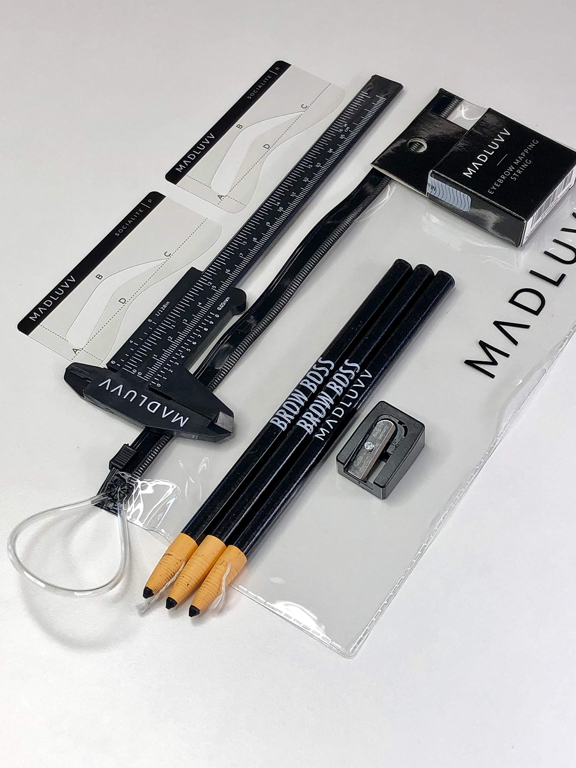 Best Brow Mapping Kit- Create the Perfect Brow by MADLUVV
