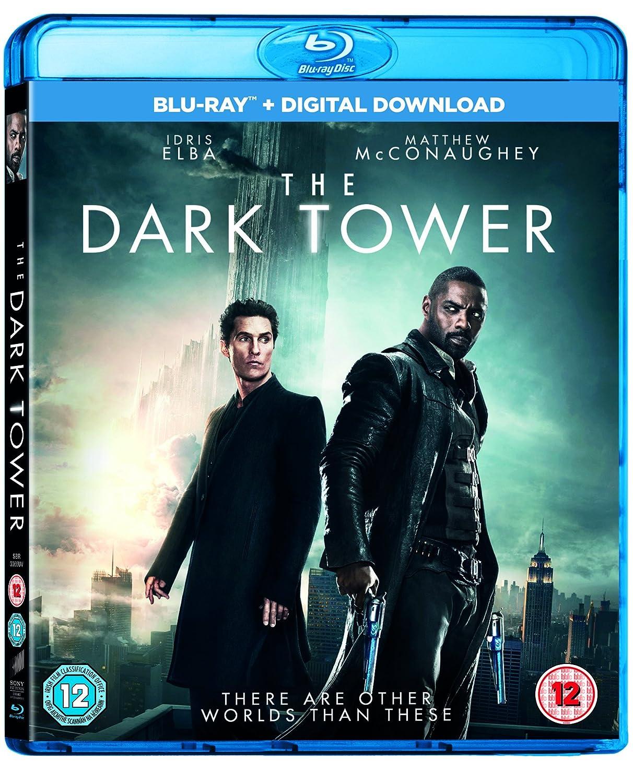 The Dark Tower [Blu-ray] [2017] [Region Free]: Amazon co uk: Idris